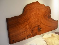 karri burl wall hanger bed head