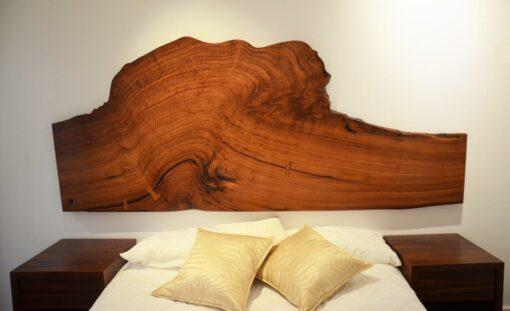 Karri Burl Wall Hanger Bed Head 4