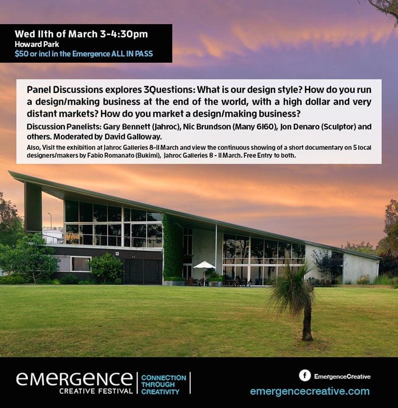 Emergence Creative Workshop 3