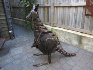 Jordan Sprigg Kangaroo Side
