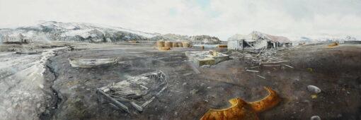 Larry Mitchell Antarctica