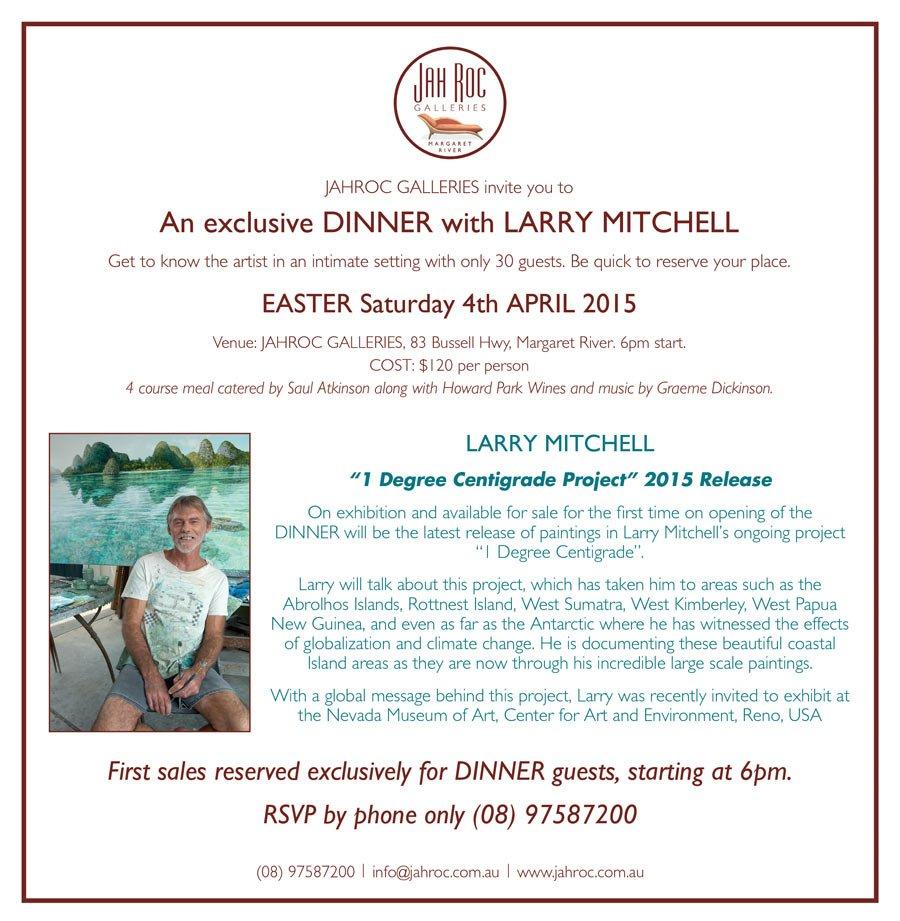 Larry Mitchell Dinner