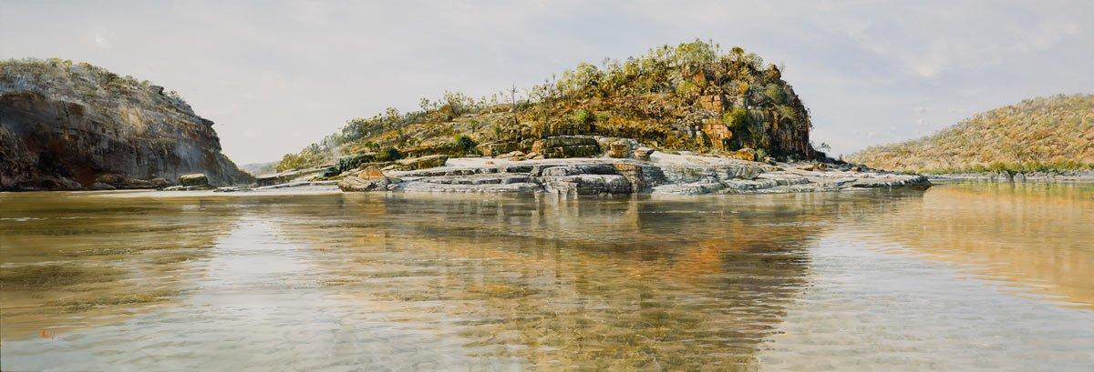 Larry Mitchell   Hunter River Fine Art