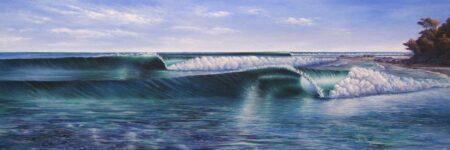 Jacqui Garrett Brown Perfection Sumatra 180x60cm