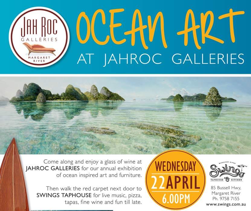 Ocean Art exhibition | 2015 Drug Aware Surf Pro Fine Art