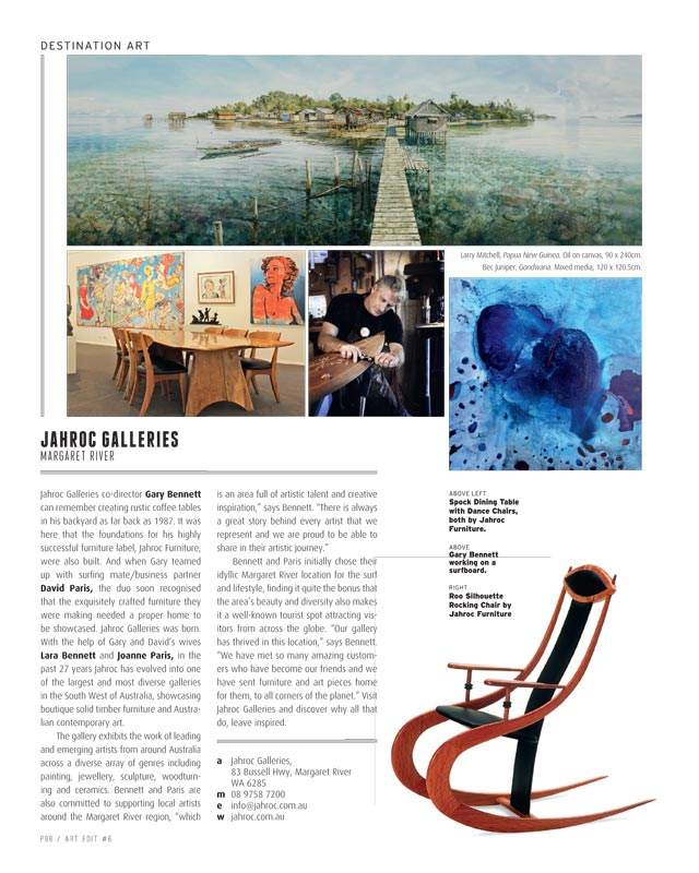 Art Edit Destination Art Gallery