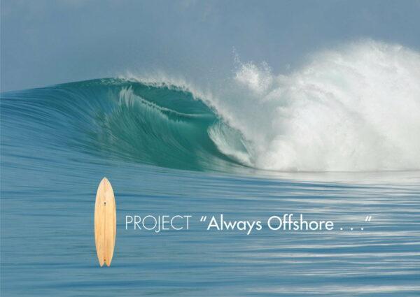 Jahroc Collaborations Book Always Offshore