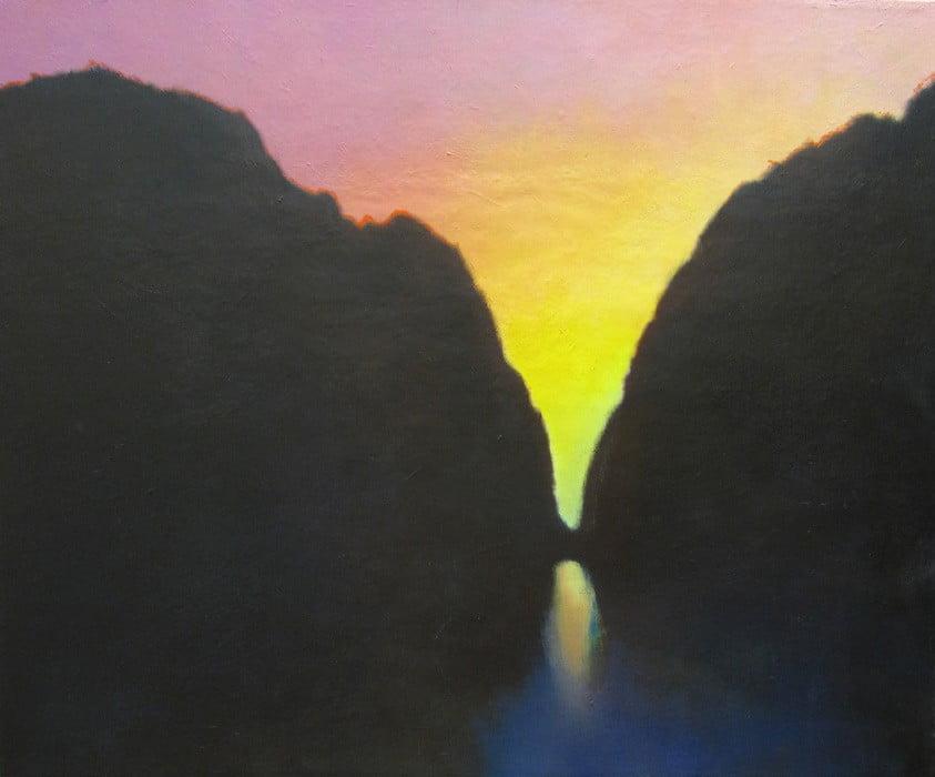 Alan Marshall   Passage 1 Fine Art