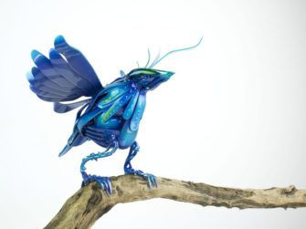 Daniel Fisher   Fairy Bird Fine Art