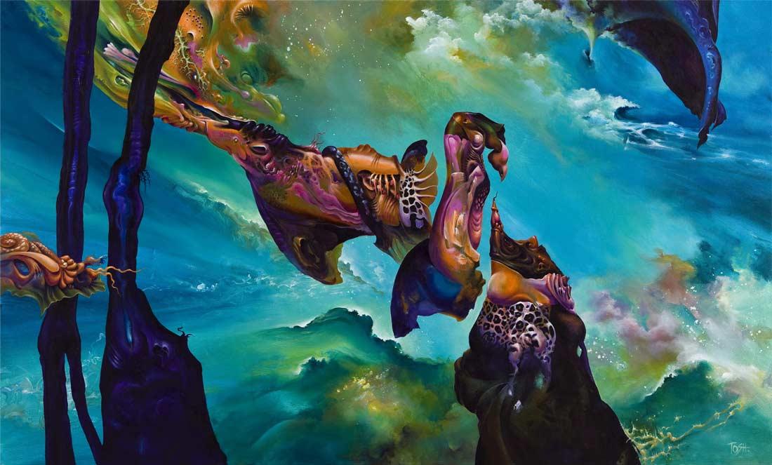 John McIntosh   Kiki to Booboo Fine Art
