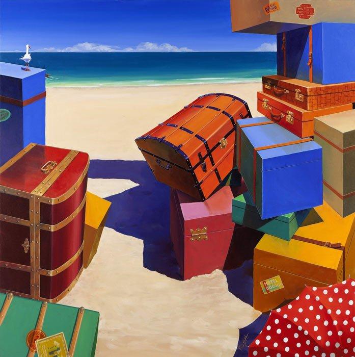 John McIntosh   The Departure Fine Art