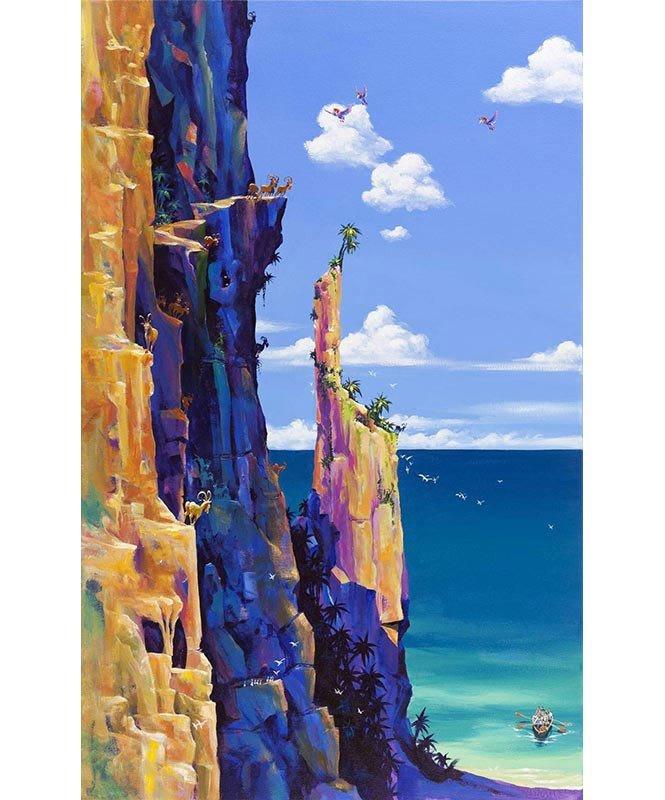 John McIntosh   The Landing 3 Fine Art