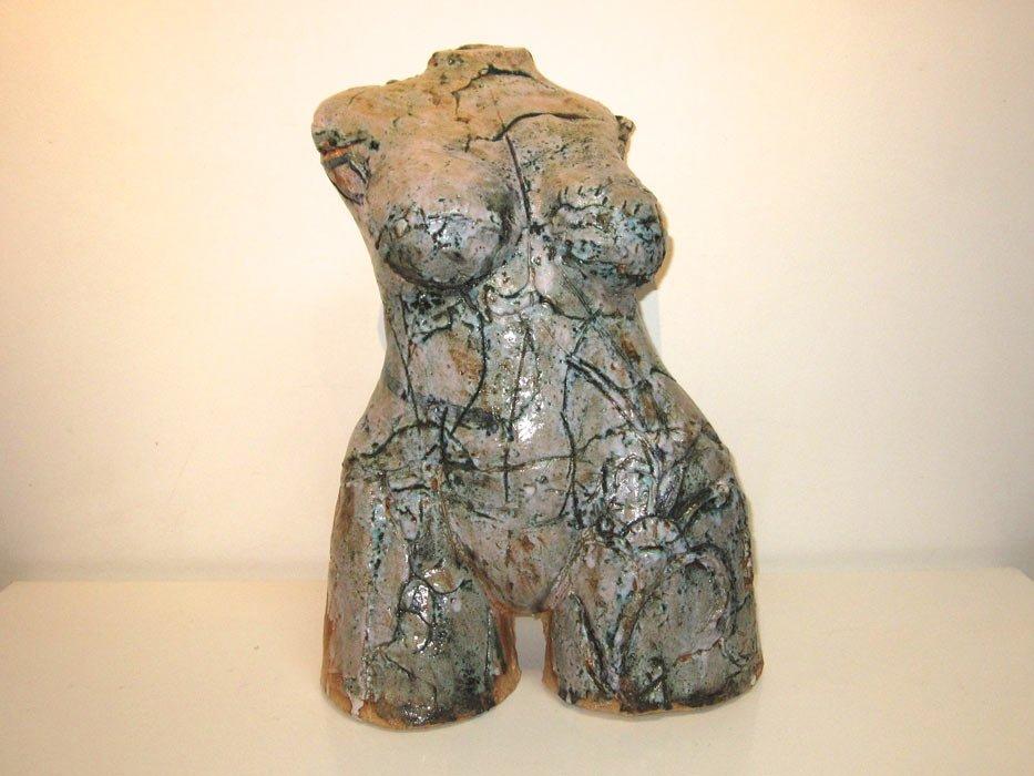 Lauren Rudd Ocean Burst Bust Sculpture