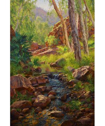 Andrew Tischler   Amelia Gorge Fine Art
