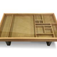 Display Timber Coffee Table