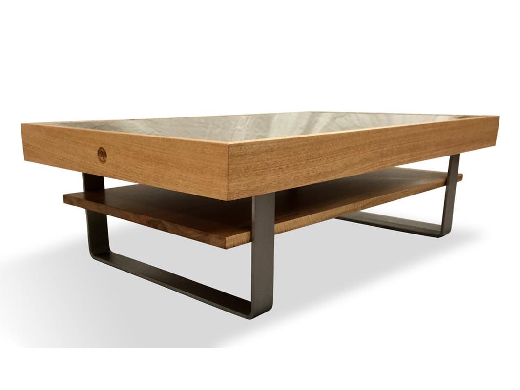 Display Timber Coffee Table Fine Furniture Design