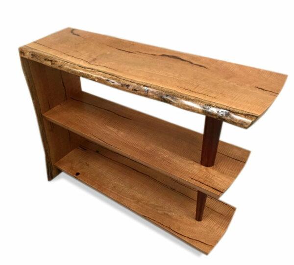 Gnarabup Marri Timber Bookcase 1000W X 320D X 740H