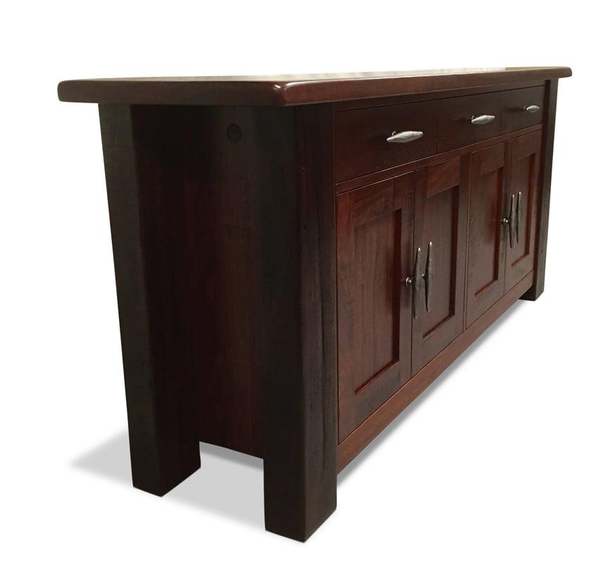 Groucho 4 Door Sideboard Fine Furniture Design Art