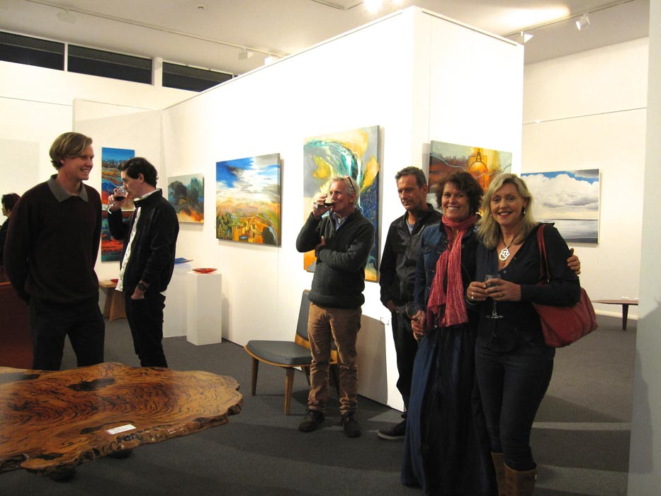 Earths Poetry Exhibition Opening Night 7
