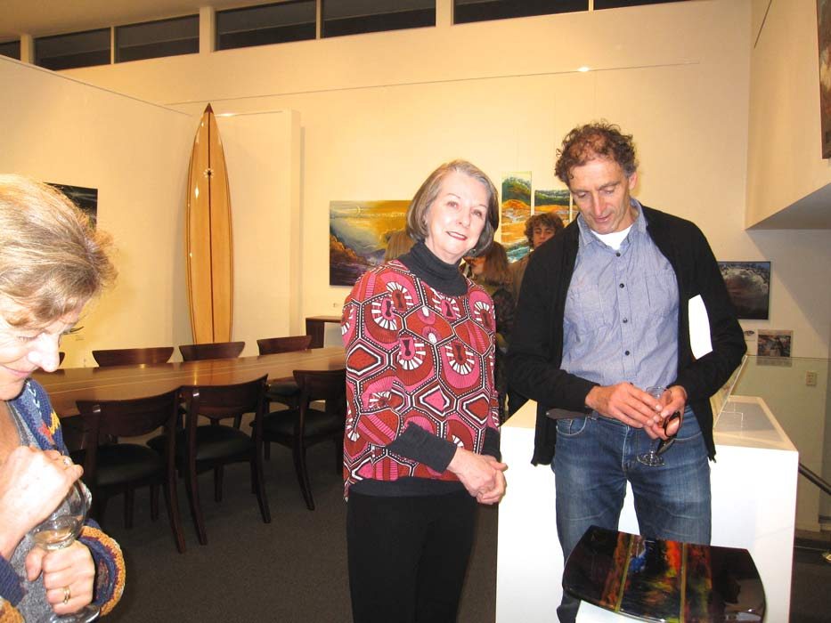 Earths Poetry Exhibition Opening Night 8