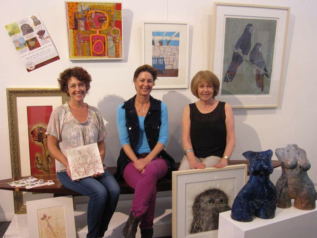 Jahroc Galleries Local Artists Stockroom Sale