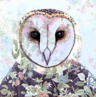 Kay Gibson   New Spring Coat Fine Art