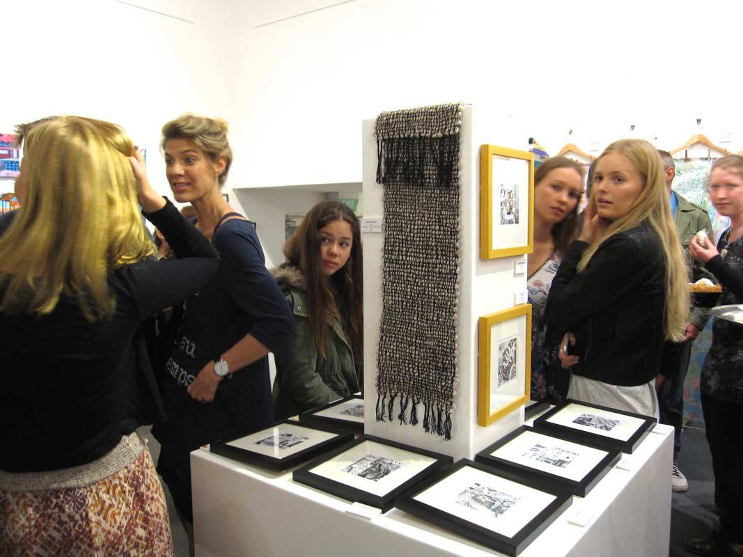 Mrshs Creating Identity Exhibition 2015 Crowd 10
