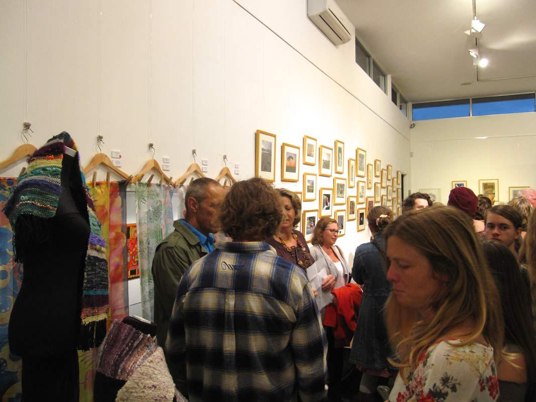 Mrshs Creating Identity Exhibition 2015 Crowd 11