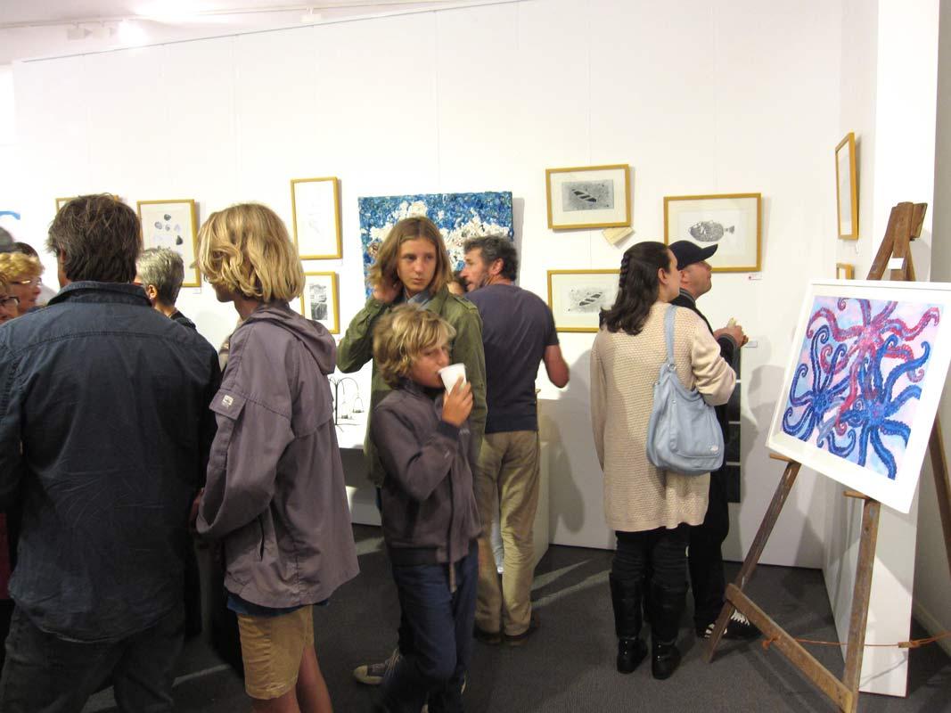 Mrshs Creating Identity Exhibition 2015 Crowd 12