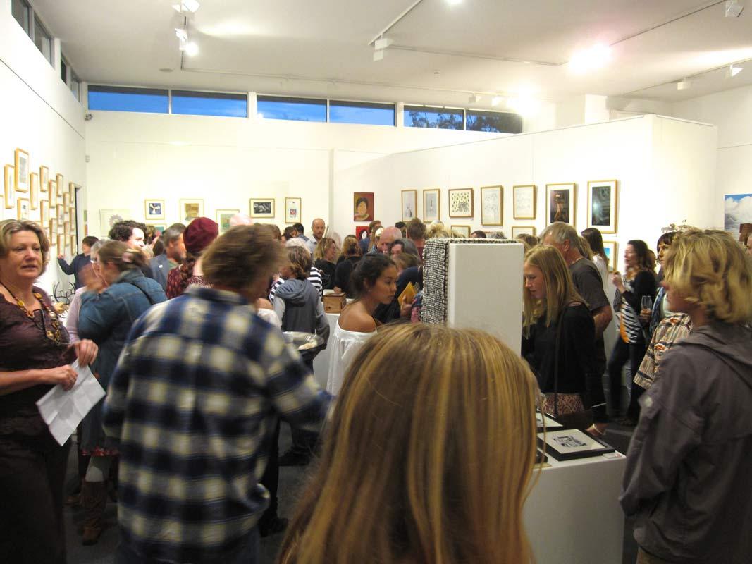 Mrshs Creating Identity Exhibition 2015 Crowd 13