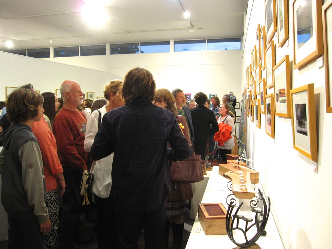 Mrshs Creating Identity Exhibition 2015 Crowd 5