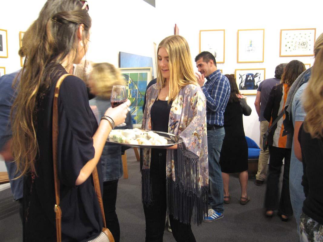 Mrshs Creating Identity Exhibition 2015 Crowd 6