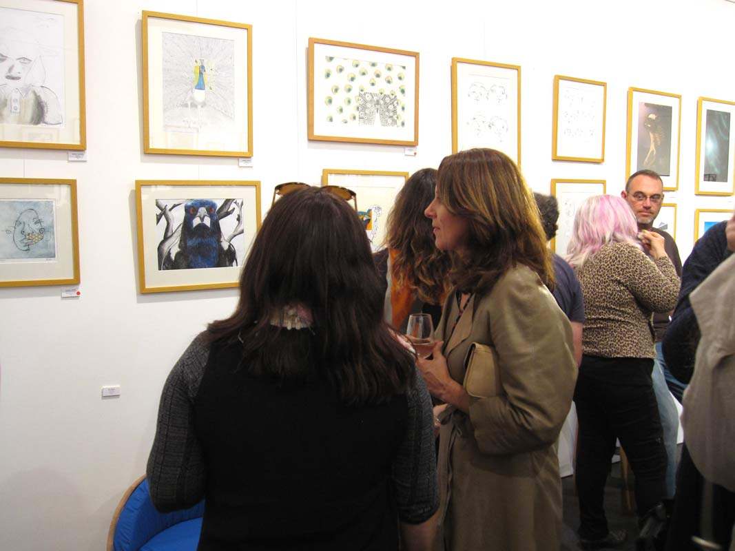 Mrshs Creating Identity Exhibition 2015 Crowd 7