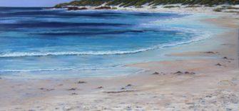 Ann Steer   Coastal Stroll Bunker Bay Fine Art