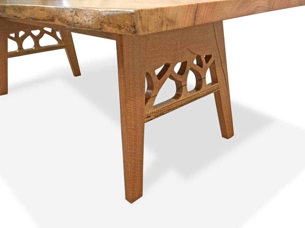 Canopy marri dining table