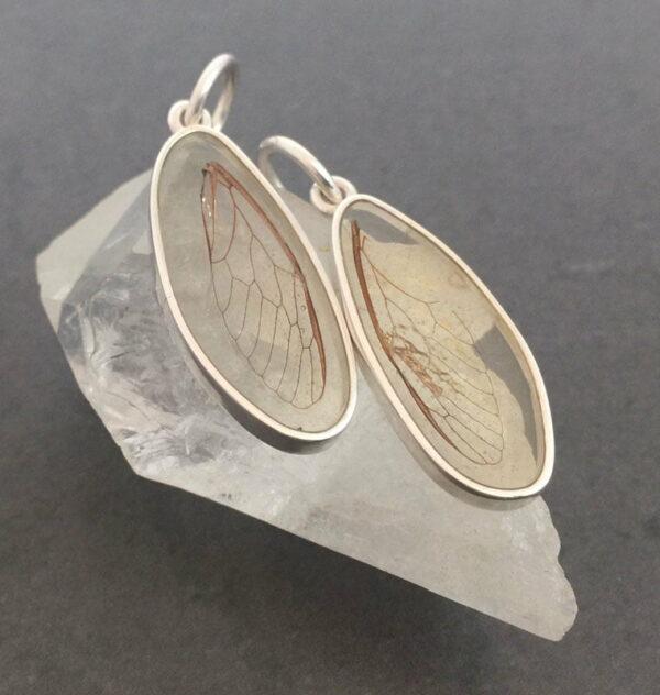 Emma Cotton Cicada Pendants