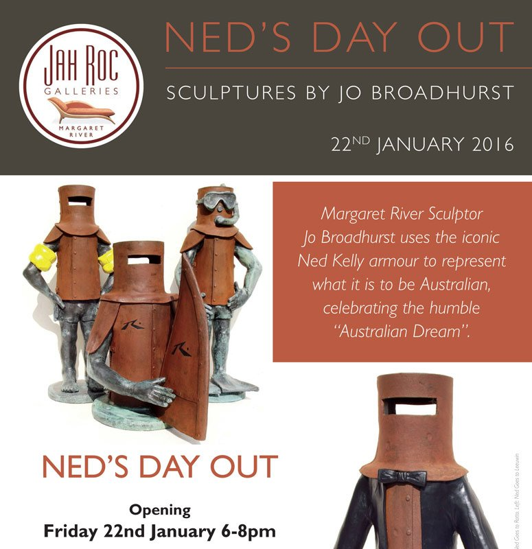 Jo Broadhurst Neds Day Out Exhibition Promo