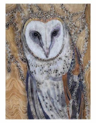 Kay Gibson   Masked Muse Fine Art