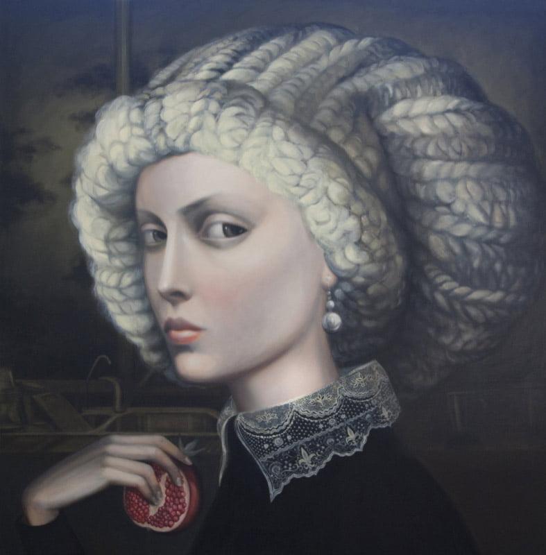 Lauren Wilhelm   Eugenios Room Fine Art