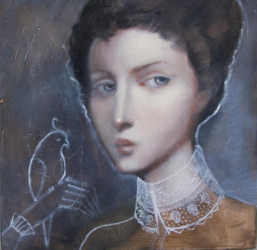 Lauren Wilhelm Ghostgirl