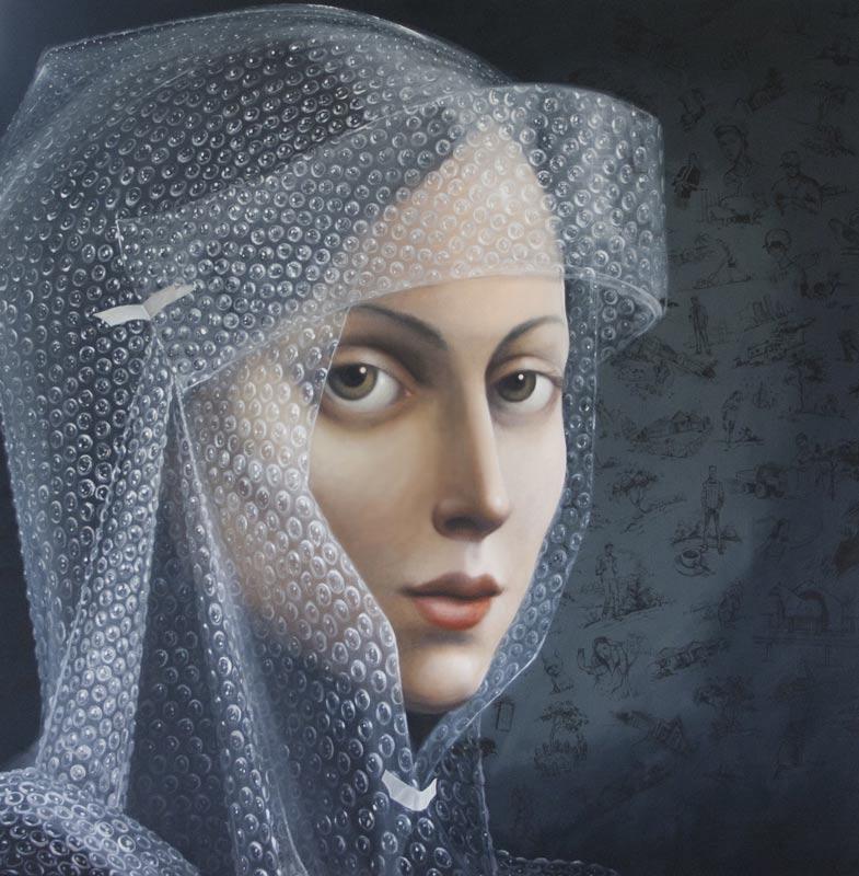 Lauren Wilhelm   Protection Fine Art