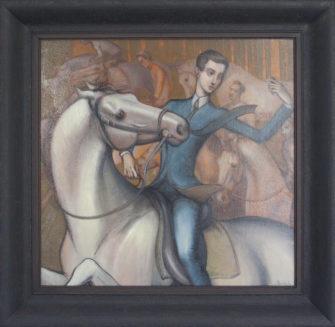 Lauren Wilhelm   Selfie II Fine Art