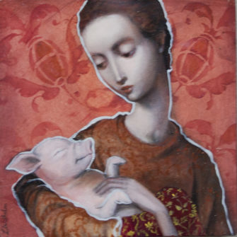 Lauren Wilhelm   This Will Last Forever Fine Art