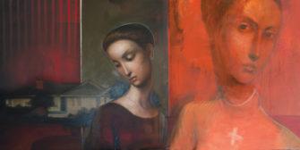Lauren Wilhelm   Two Worlds Fine Art