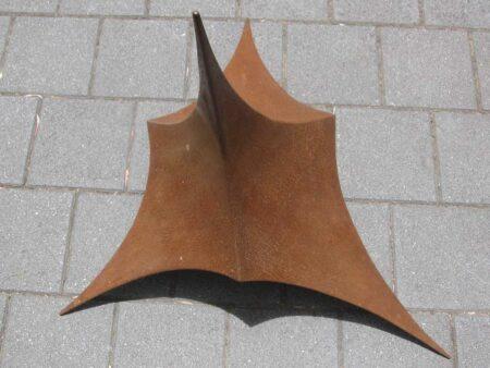 Rod Laws Double Gee Metal Sculpture Top