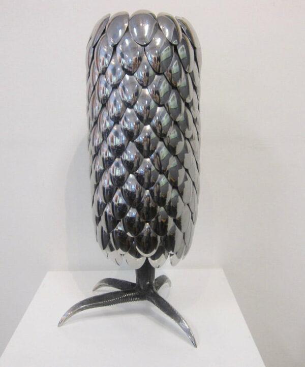 Rod Laws Dragon Vase Side