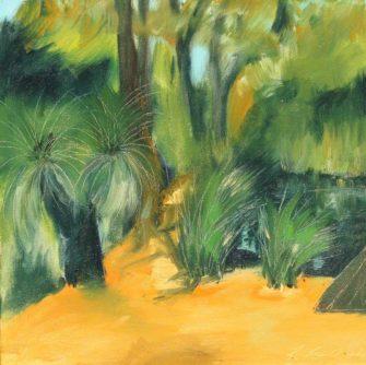 Rowena Keall Walsh   Grass Tree & Gravel Fine Art