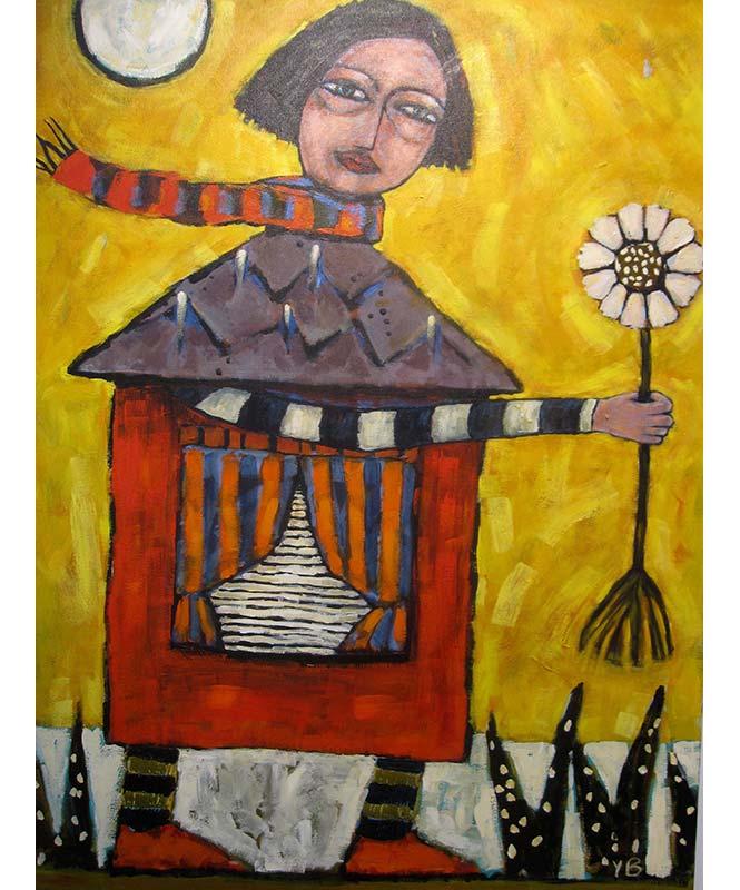 Yolande Barker   Finding Home 1 Fine Art