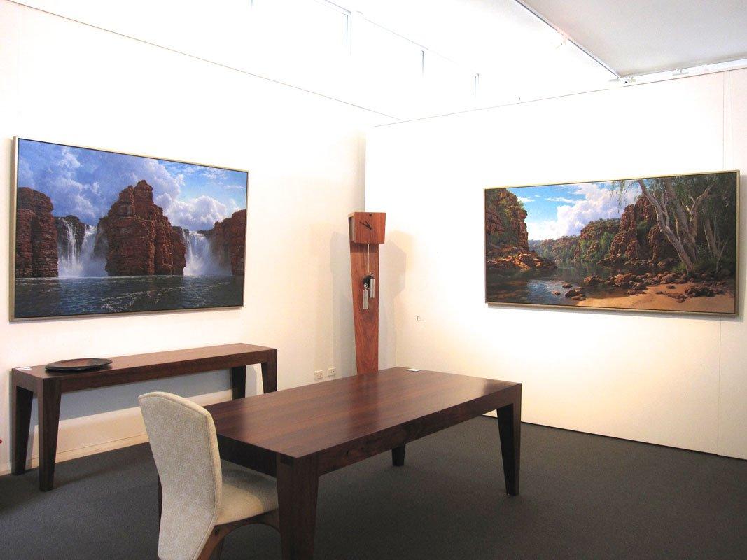 Andrew Tischler Paintings In The Gallery 3