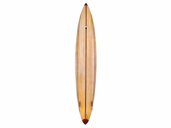 10 Gun Balsa Wooden Surfboard